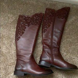 Selling my Gianni Bini Boot Collection